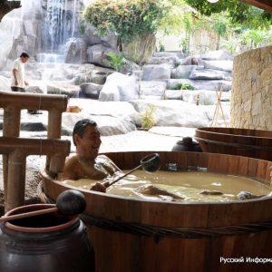 Новые горячие грязевые источники I-Resort. Экскурсии Нячанг, Вьетнам, Русский Информационный Центр