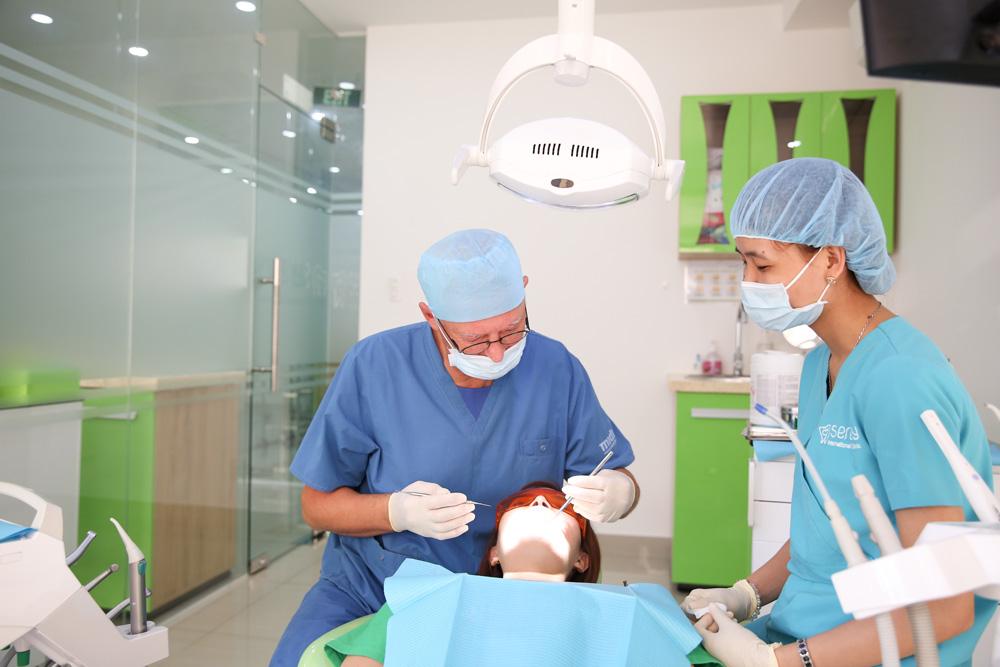 Стоматология в Нячанге Serenity dental clinic