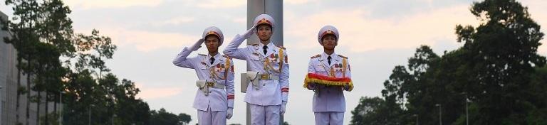 Национальный траур во Вьетнаме